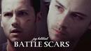 Battle scars jay halstead HBD RO❤