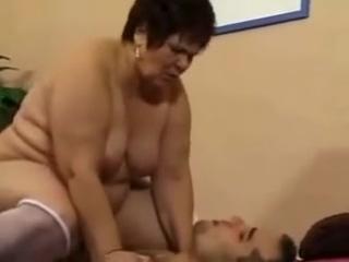 Порно Анал Бабушки Толстушки