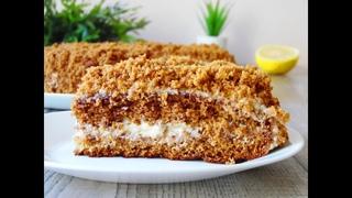 Торт Медовик!🎂