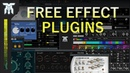 Top 10 FREE VST Effects Plugins 2018