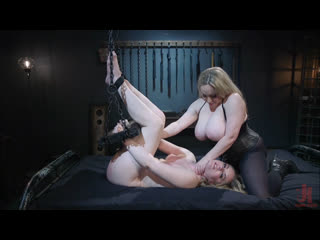 Aiden Starr, Dresden - Cum Slut, Cum Aiden Starr Demands Orgasms From Anal Lesbian Slave [BDSM Bondage LezDom Strapon]