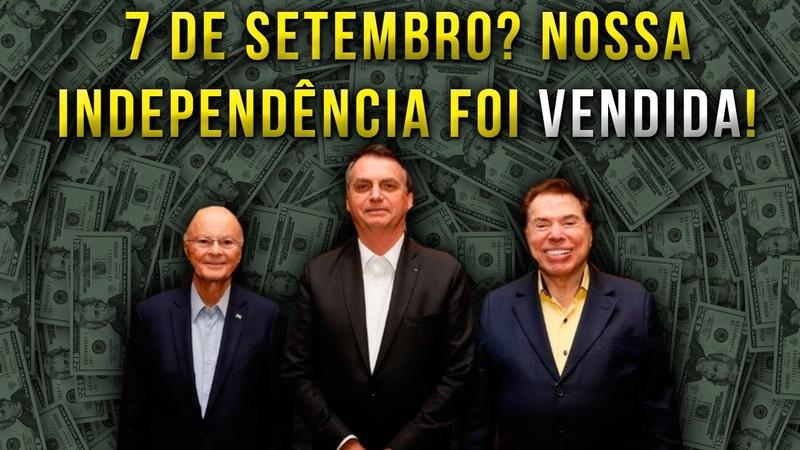 7 de setembro escancarou como Bolsonaro compra apoio da mídia com NOSSO dinheiro