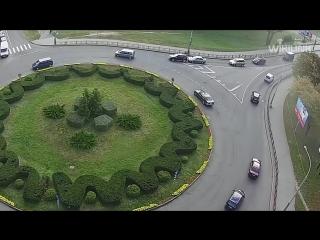 Засмотрелся ДТП на Бульварном кольце
