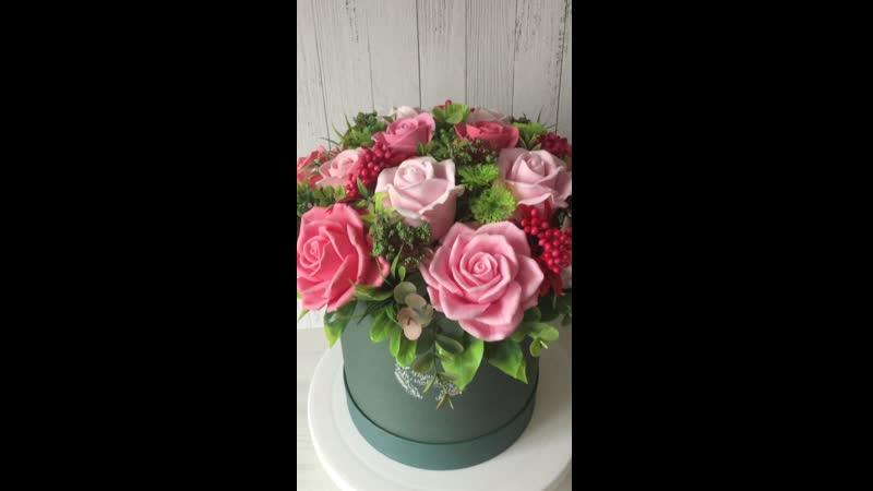 Розовые розы Вали Ивановой 😃😊😘
