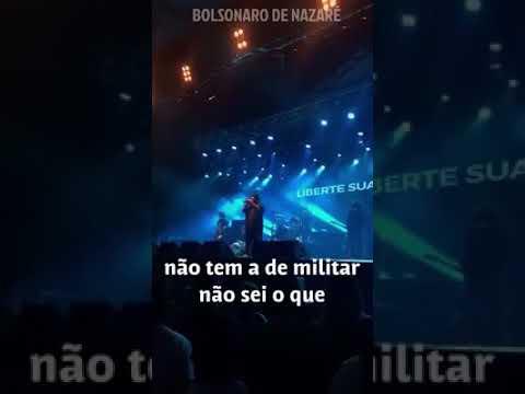 BNegão escracha o Bozonaro em Curitiba EleNão