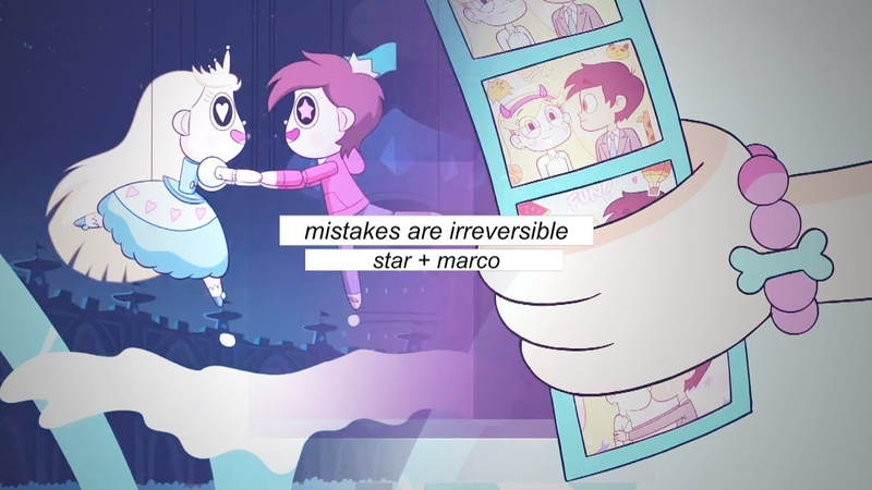 ❝mistakes are irreversible❞ | Starco {svtfoe}