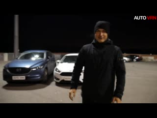 MAZDA CX-5 2.5 vs Ford FOCUS  vs Lada GRANTA 1.8 ГОНКА