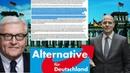 Peter Boehringer steht für eine bürgerliche AfD ein und beweist Haltung