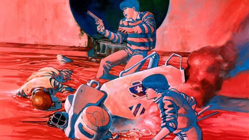 ComiXoids Live Akira Нелюдь Fairy Tail Врата Штейна Бездомный Бог