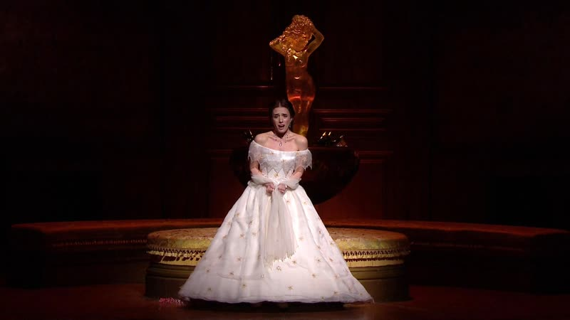 LA TRAVIATA Royal Opera House ACT I II 30 01 2019 Domingo Jaho Castronovo