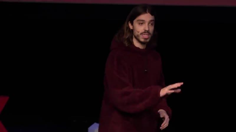 TEDx Все аргументы против веганства (Ed Winters aka Earthling Ed) 3.2019