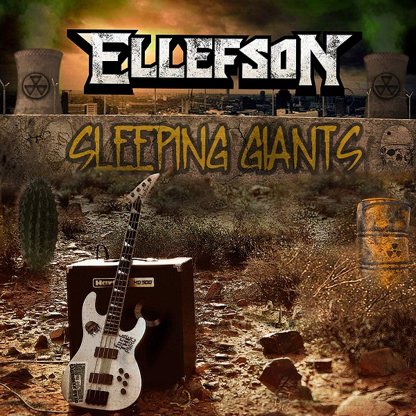 David Ellefson - Sleeping Giants
