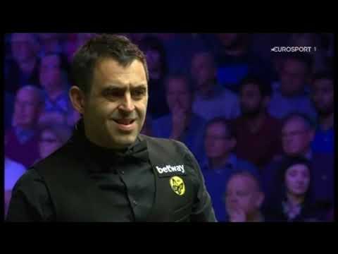 UK Championship R O'Sullivan M O'Donnell 07 12 2018