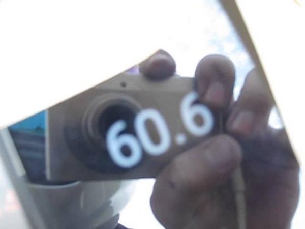 スマートdio Z4 AF63 ライトチューン?最高速アタック
