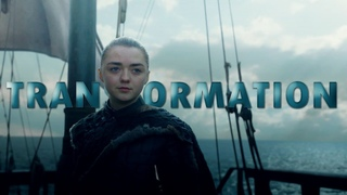 The Transformation of Arya Stark