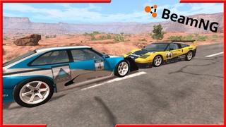 АВАРИИ НА БОЛЬШОЙ СКОРОСТИ #1 | BEAM NG DRIVE