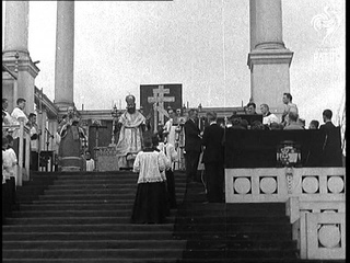 Liverpool Cathedral Mass Service (1937)