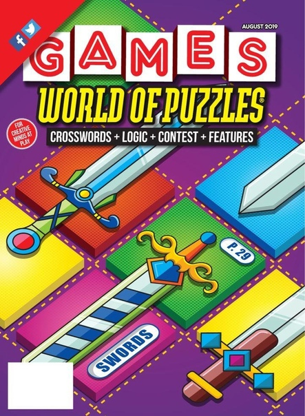 2019-08-01 Games World of Puzzles
