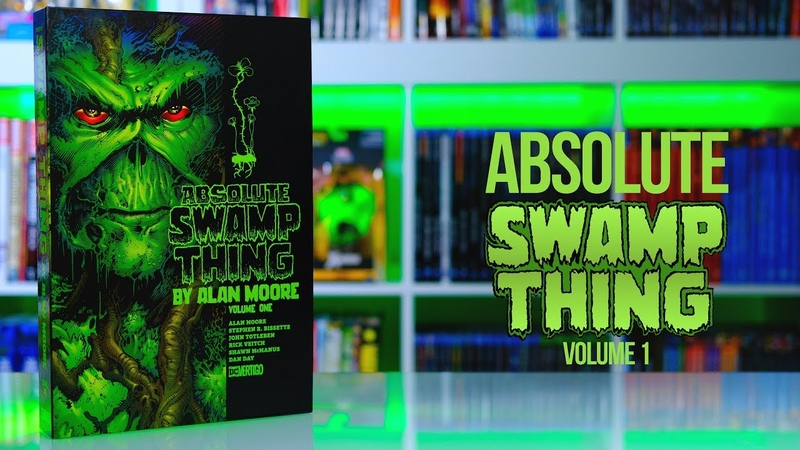 Absolute Swamp Thing Volume 1 Review