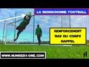 Spécifique gardien de but RENFORCEMENT BAS DU CORPS GOALKEEPER TRAINING La Berrichonne Football