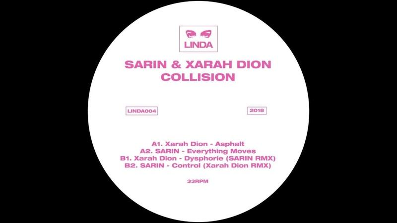Xarah Dion Dysphorie SARIN Remix LINDA004