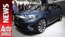 Byton M-Byte - Chinese all-electric SUV targets mainstream European rivals