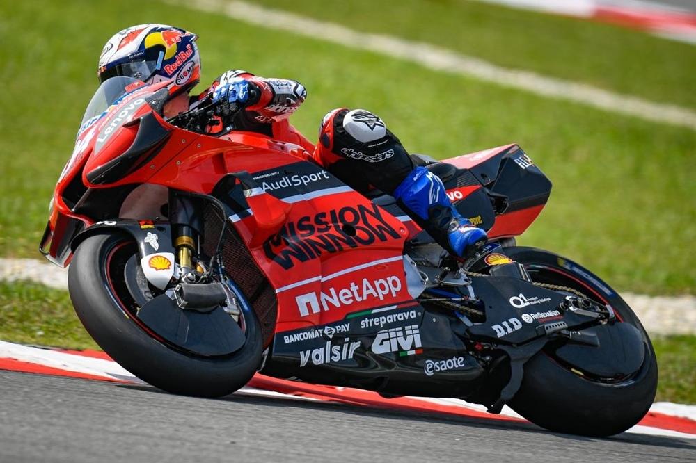 Фотографии с 1-го дня предсезонных тестов MotoGP 2020 в Сепанге