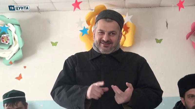 Махди Абидов полпред Муфтията РД в ГТО. 2019 г.