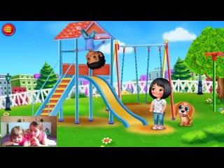 АЗБУКА БЕЗОПАСНОСТИ для детей и ПЕРВАЯ ПОМОЩЬ детям Развивающее видео для детей