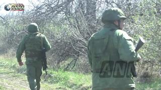 Позиции ДНР были обстреляны из артиллерии перед выборами на Украине