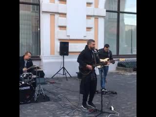 Открытый концерт Uma2rman в Нижнем  Типичный Нижний Новгород