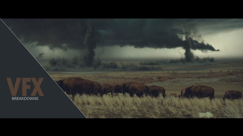 Nuke VFX breakdowns