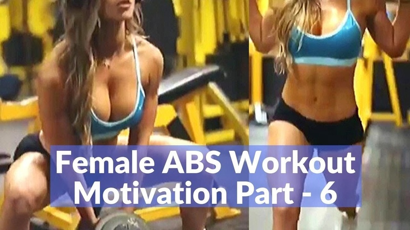 Female ABS Feel Feel Better About Your Six Pack ABS Growth And Female ABS Belly Roll Part - 6