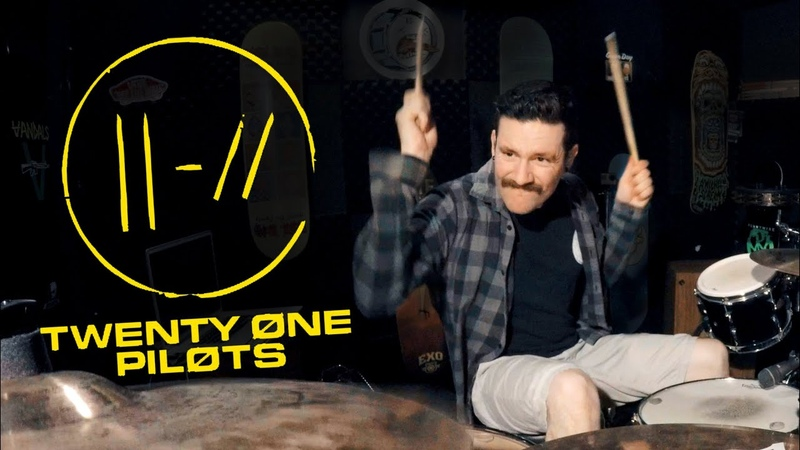 Twenty One Pilots: A 5 Minute Drum Chronology - Kye Smith