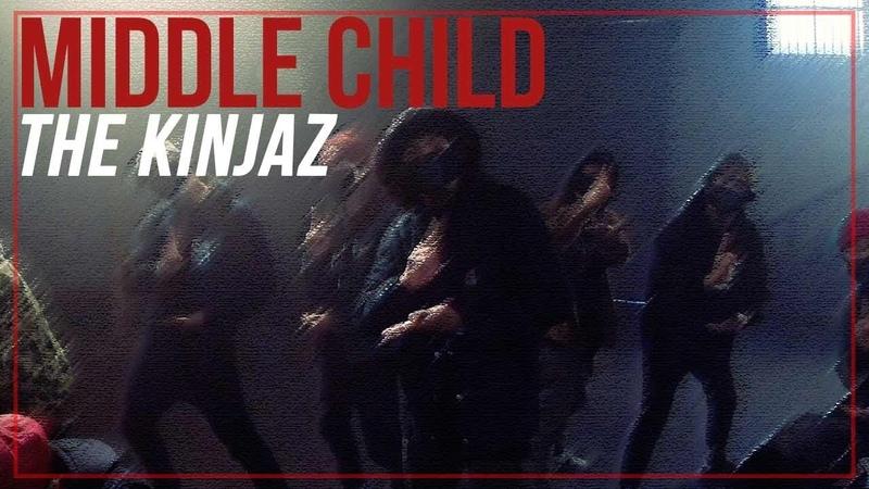 J. Cole Middle Child by The Kinjaz
