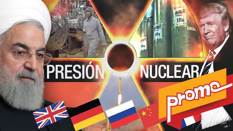 Promo - Detrás de la Razón - Irán llama cobardes a las potencias del mundo por agacharse ante EEUU
