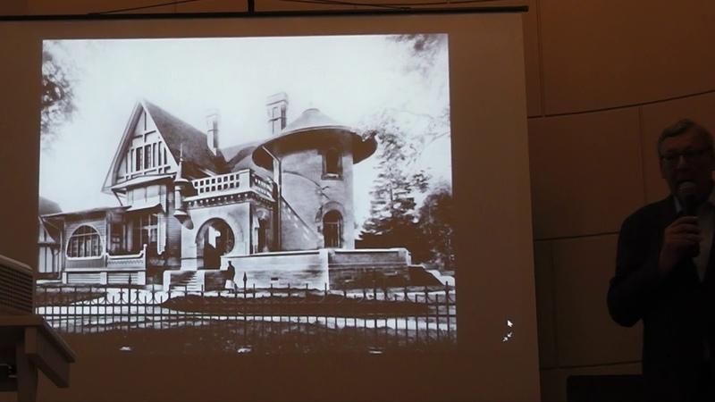 «Архитектура петербургского модерна» - лекция историка архитектуры Бориса Михайловича Кирикова