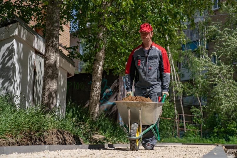 Дороги и дворы: старт ремонтной кампании, изображение №13