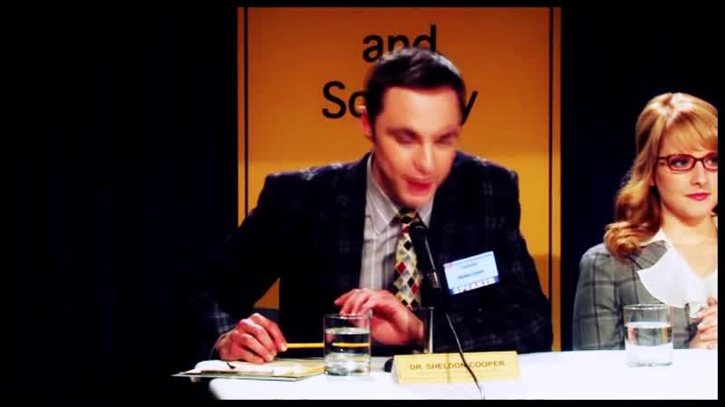 Теория большого взрыва The Big Bang Theory Шелдон Купер Good time