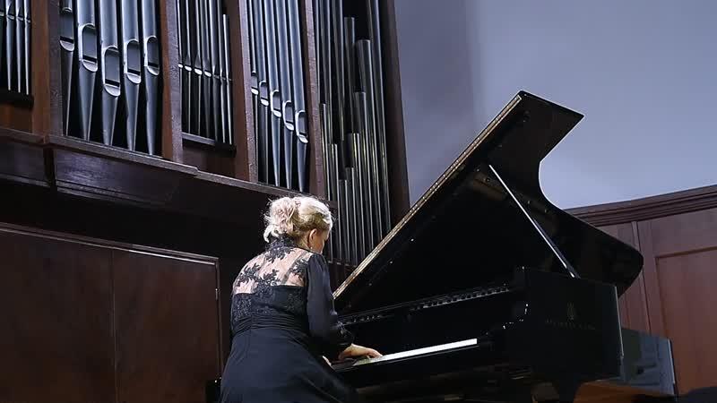 Вивальди - Бах - Фейнберг. Концерт ля минор