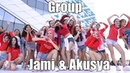 Jami and Akusya's Group OPEN AIR 28 07 2019 ASIA MALL FAM ENTERTAINMENT