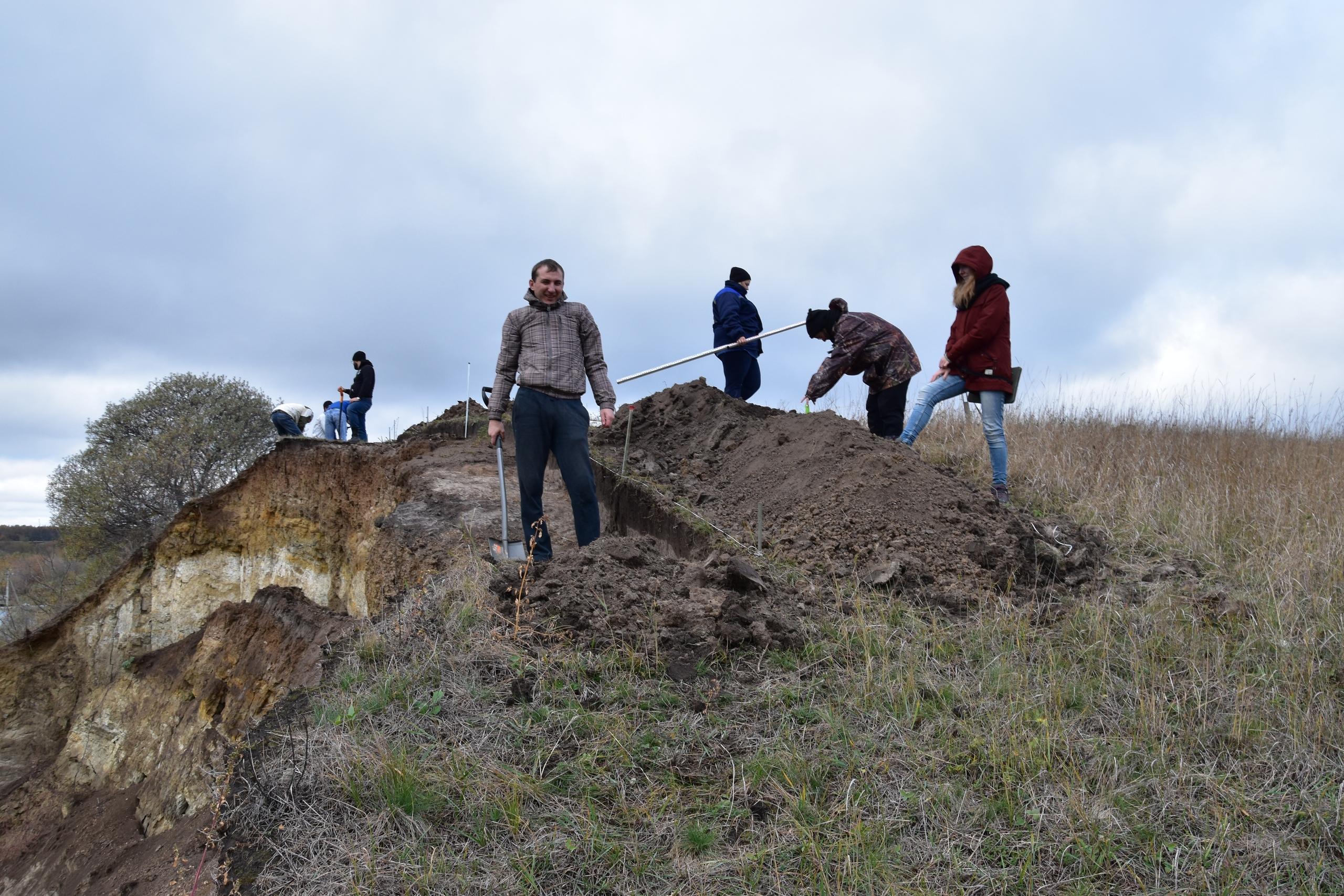 В Липецкой области спасли памятник археологии  — Изображение 1