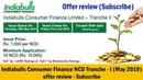 Indiabulls Consumer NCD May 2019 Public Issue Detail