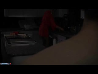 Rachel steele трахается со своим сынком на кухне после завтрака [порно и секс 18+]
