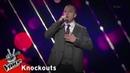 Βασίλης Τσακίρης Λέγε με παλιόπαιδο 4o Knockout The Voice of Greece