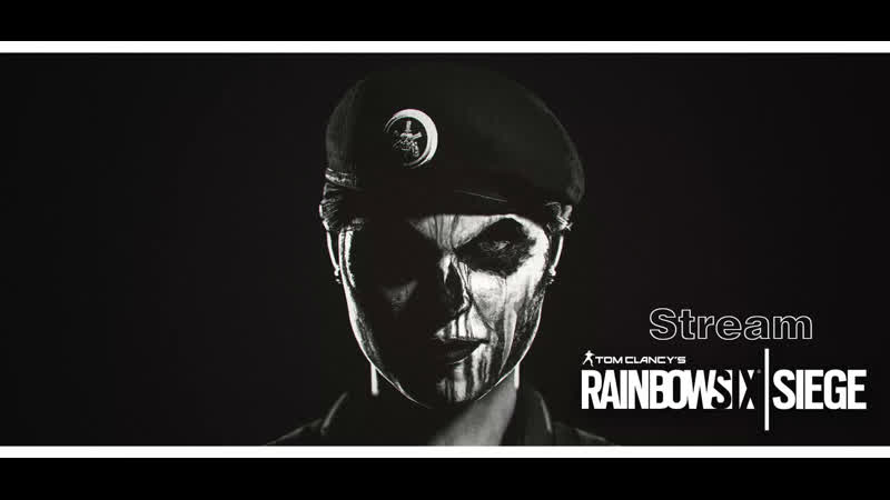 Stream R6 Only Caveira*