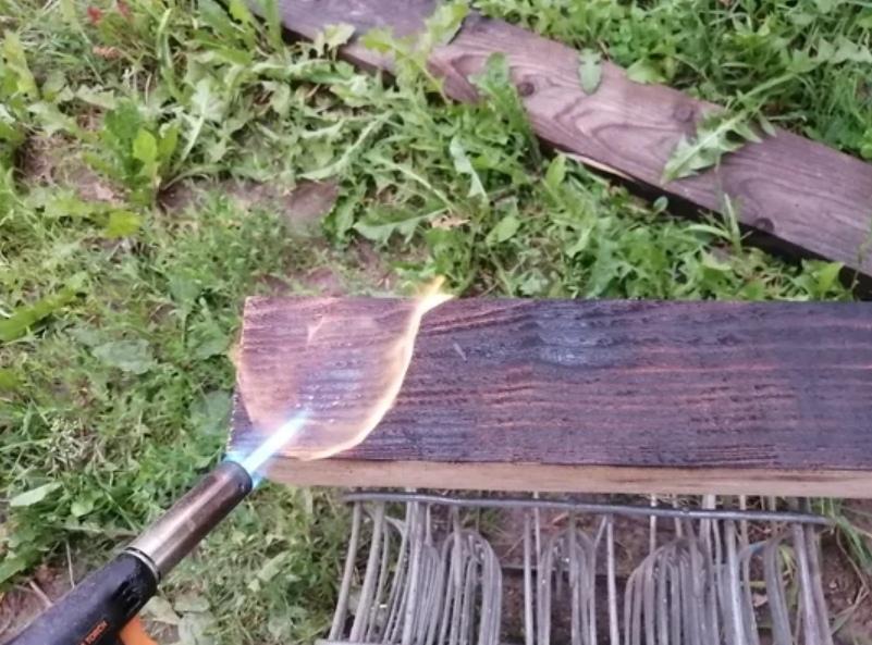 Браширование древесины, простой способ, изображение №3
