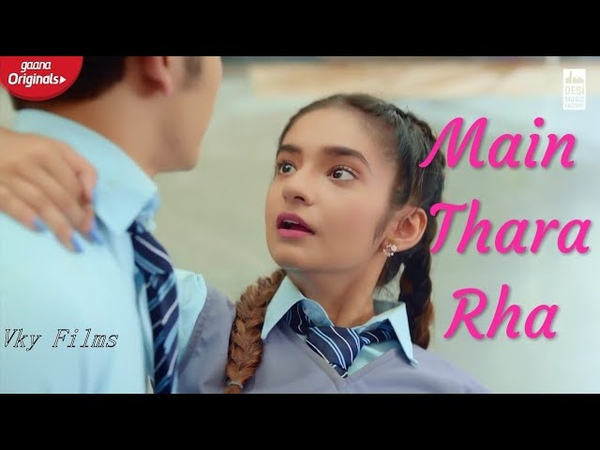 Vky films : Main Thara rha zami chalne lagi | New video 2019 | love story song