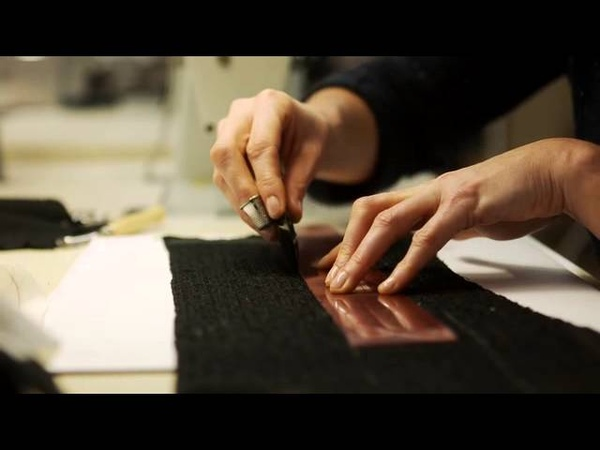 Making of the Classic Chanel Jacket