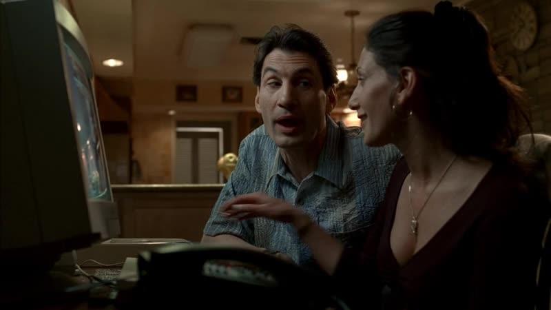 S06E01 23 Джин с женой выбирают себе дом в Филадельфии
